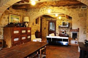 La Collina Di Pilonico, Venkovské domy  Pilonico Paterno - big - 29