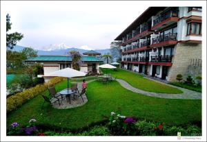 WelcomHeritage Denzong Regency, Отели  Гангток - big - 30