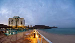 Oceanic Khorfakkan Resort & Spa, Фуджейра