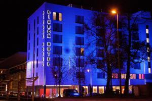 bigBOX Allgäu Hotel, Отели  Кемптен - big - 17