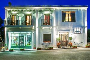 Hostels und Jugendherbergen - Archontiko Kymis Boutique Hotel