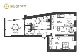 Spanish Steps Miracle Suite