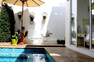 Costa Village Well Pool Villa, Rezorty  Jomtien pláž - big - 55