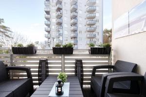 STRANDIDYLLE Apartment mit Meerblick und Kamin