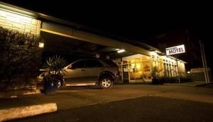 Parkville Motel, Мотели  Мельбурн - big - 8