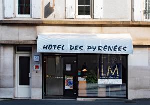 Hôtel des Pyrenees