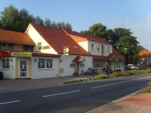 Hotel Mühleneck, Hotely  Hage - big - 18