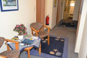 Hotel Mühleneck, Szállodák  Hage - big - 13