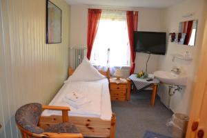 Hotel Mühleneck, Hotely  Hage - big - 5