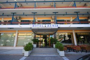 Xenia Hotel Drama