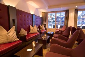 Hotel Mirabeau, Отели  Церматт - big - 57