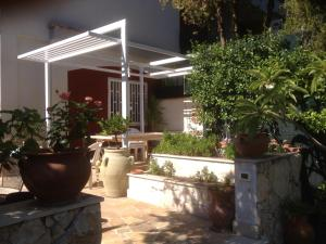 Il Giardino Dei Limoni, Отели типа «постель и завтрак»  Ачи Костелло - big - 14