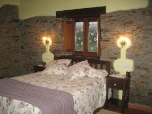 Apartamentos Rurales Romallande, Venkovské domy  Puerto de Vega - big - 9