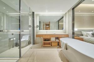 Burrit Hotel, Отели  Yuyao - big - 4