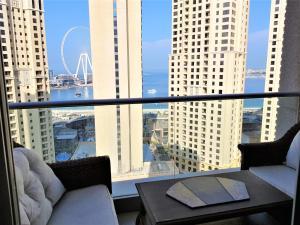 Luton Vacation Homes -Sea View Marina Promenade - Dubai