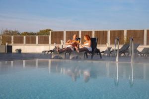 Fletcher Wellness-Hotel Helmond (former City resort Hotel Helmond), Отели  Хелмонд - big - 27