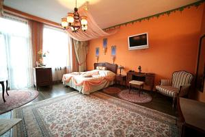 Accommodation in Odintsovo