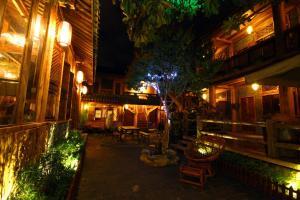 Banshan Huayu Inn, Vendégházak  Licsiang - big - 39