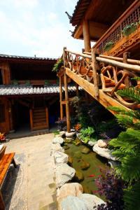 Banshan Huayu Inn, Vendégházak  Licsiang - big - 47