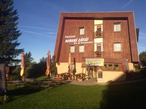 Accommodation in Horni Misecky