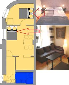 Apartament Floriańska 3 Kraków