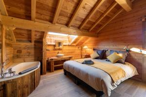 Chalet Luxe Aquila - Hotel - Ceillac
