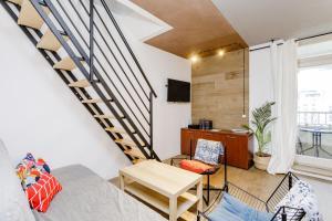 Warsaw Lux Apartament Hoża 6 8 people