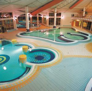 Park Inn by Radisson Sarvar Resort & Spa, Szállodák  Sárvár - big - 12