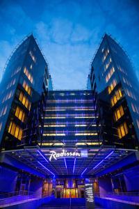 Radisson Blu Hotel, Moscow She..