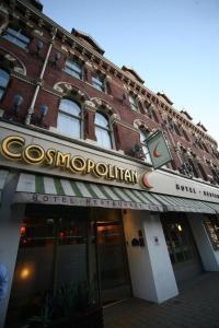 Cosmopolitan Hotel, Hotels  Leeds - big - 76