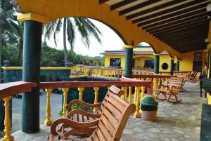 Double Room Hotel Rancho Estero y Mar