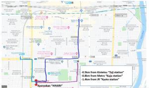 Kyo Ryokan Hinari, Case vacanze  Kyoto - big - 21