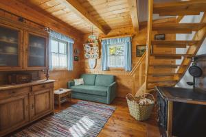 Alpine Cabin Almhütte Dorner - Hotel - Klippitztörl