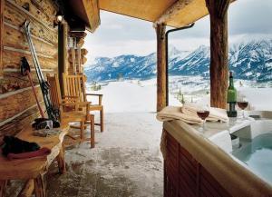 Cowboy Heaven Cabins - Hotel - Big Sky