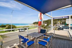 The Sandridge Motel, Motel  Lorne - big - 47