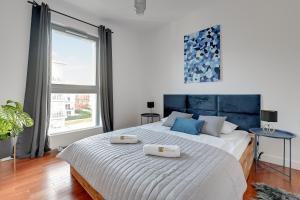 White Seashore Apartment Nadmorze Premium