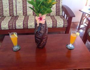 Seashell Self Catering, Дома для отпуска  Гранд Анс Праслин - big - 25