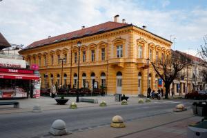 Rooms Slavonija - Hotel - Daruvar