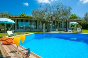 Lake Bolsena Villa Sleeps 2 Pool Air Con WiFi
