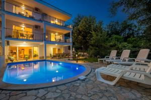 Luxury villa with a swimming pool Poljane, Opatija - 17958