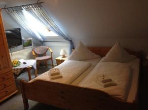 Hotel Mühleneck, Hotely  Hage - big - 20