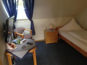Hotel Mühleneck, Hotely  Hage - big - 6
