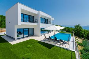 4 hviezdičkový chata Villa Ena -Put Dolcu Crikvenica Chorvátsko