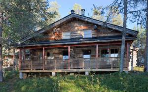 Holiday Club Ylläs Apartments and Cottages - Hotel - Äkäslompolo