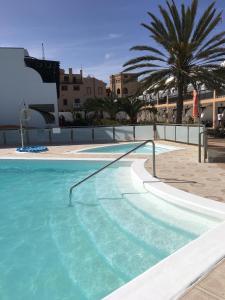 Appartamento Light Blue , Fronte Piscina ,Wifi , Fuerteventura
