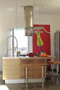 High Tech Castello Tetti e Mare, Apartmány  Syrakusy - big - 4