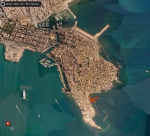 High Tech Castello Tetti e Mare, Apartmány  Syrakusy - big - 10