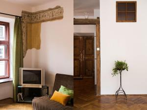 Sunny studio in the old town just 50 meters from the main square