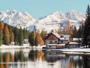 Rifugio Lago Nambino - Accommodation - Madonna di Campiglio