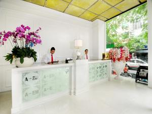 A&EM 280 Le Thanh Ton Hotel & Spa, Hotels  Ho-Chi-Minh-Stadt - big - 27